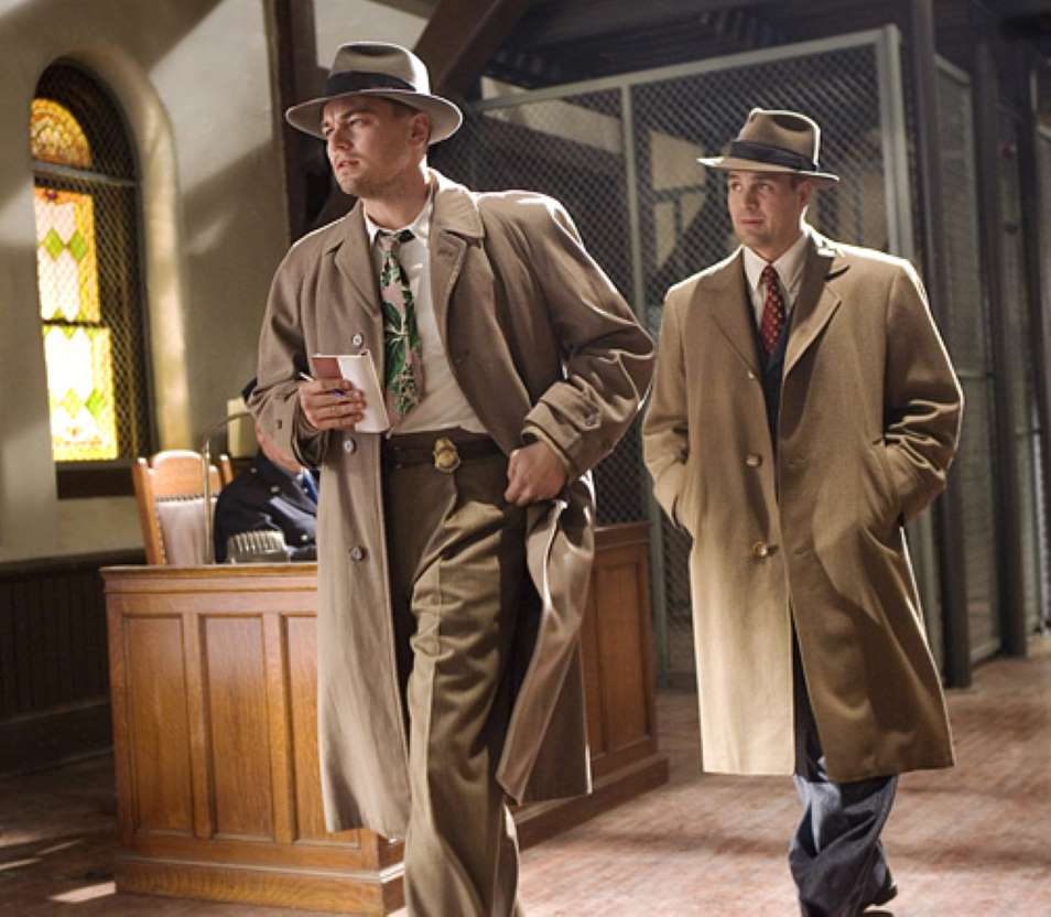 "Leonardo DiCaprio, left, and Mark Ruffalo in ""Shutter Island"" (Paramount)"