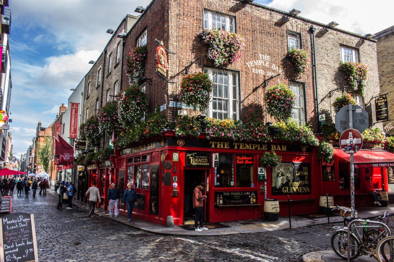 Temple Bar / Dublin, Ireland